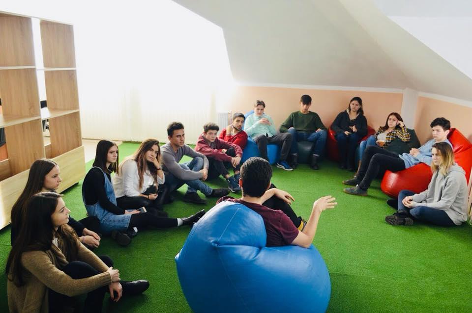 Lansarea centrului de tineret TohaTEEN HUB