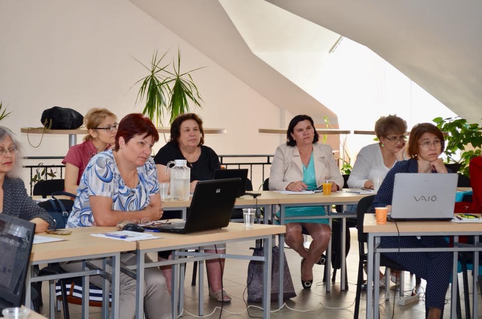 Instruirea profesorilor privind utilizarea tehnologiei în procesul de învățare